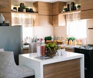 home design, interior design, and kitchen design image