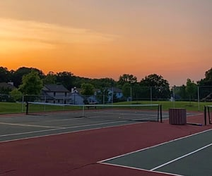 aesthetic, court, and park image