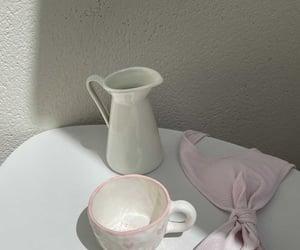 bikini, tableware, and cute mugs image