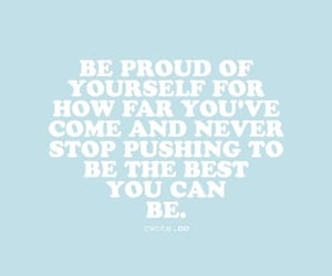quotes, motivation, and blue image