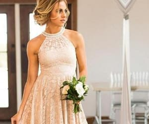dresses, prom dresses, and weddinggown image