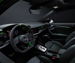 audi, audi rs 3, and cars image
