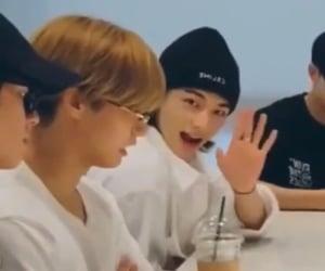 lq, skz, and hyunjin image