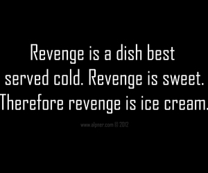 quotes and revange image
