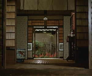 asian cinema, cinema, and japanese house image