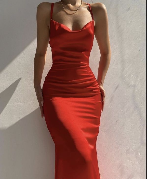 dress, long dress, and outfit image