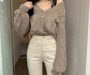 aesthetic, cute, and beige image