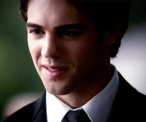 gif, the vampire diaries, and jeremy gilbert image