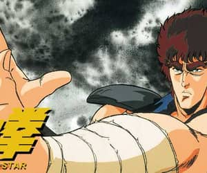 anime, アニメ, and hokuto no ken image