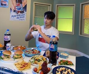kpop, son, and hyunwoo image