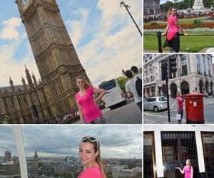 Buckingham palace, london, and traveler image