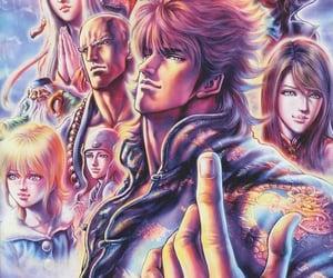 manga, fistofthenorthstar, and fist of the north star image