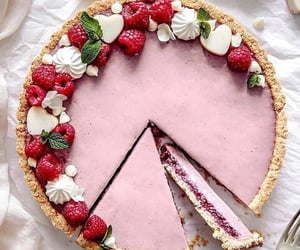 dessert, pie, and sweets image