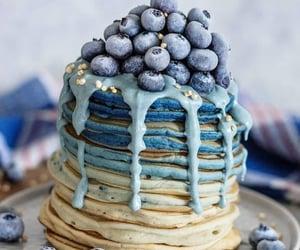 Bleu, food, and nourriture image