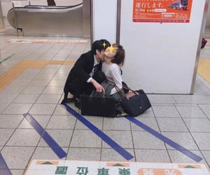 cute couples and lovecore image