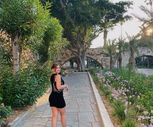 dress, Greece, and memories image