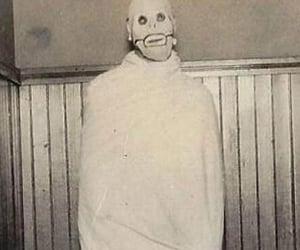 horror, vintage horror, and vintage mask image
