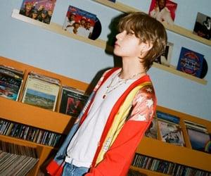 kpop, bts taehyung, and v image
