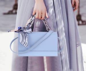 bag, mini bag, and fashion image