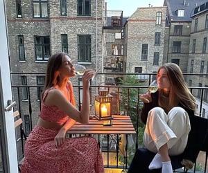 beautiful, fashion, and friendship image