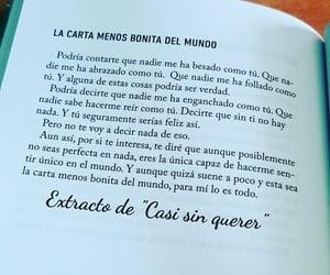 amor, bonita, and carta image