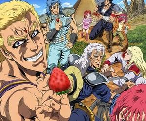 anime, アニメ, and strawberry image