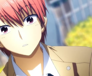 anime, anime scenery, and anime icon image