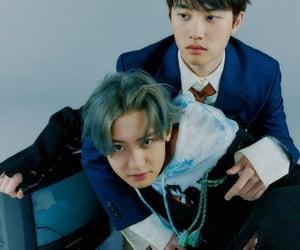 do, exo, and do kyungsoo image