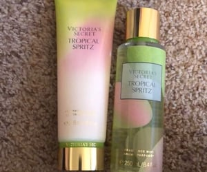 perfume, summer, and lotion image