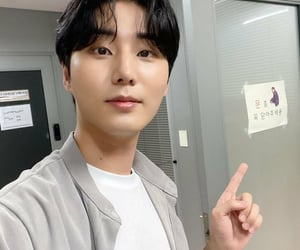 brian, day6, and selca selfie image