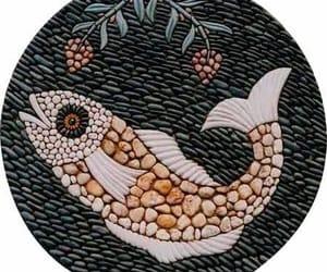 stone mosaic image