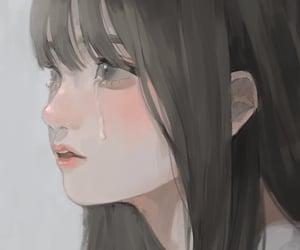 aesthetic, anime girl, and sweet image