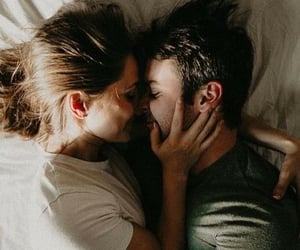 couple, cuddle, and Relationship image