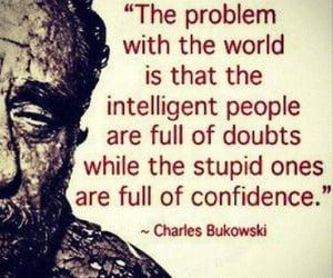 confidence, genius, and intelligent image