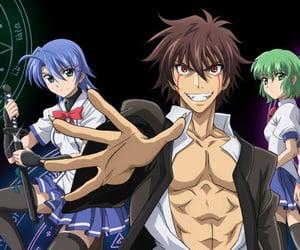 anime, アニメ, and いちばんうしろの大魔王 image
