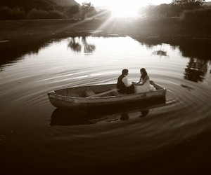 boat, Dream, and floating image