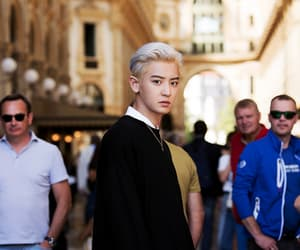 exo, handsome, and rapper image