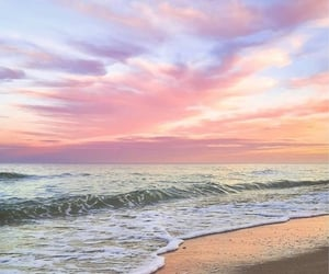 beach, places, and pretty image