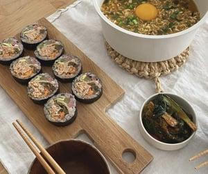food, healthy, and korea image
