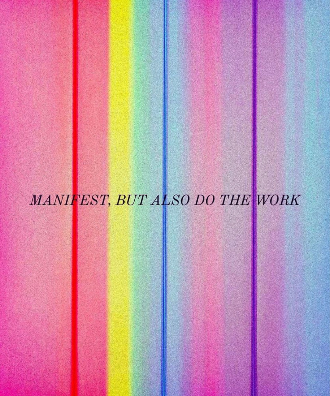 beautiful, good, and manifest image