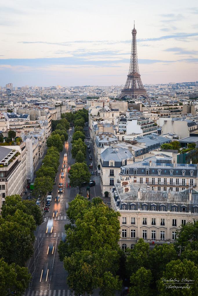 europe, france, and la tour eiffel image