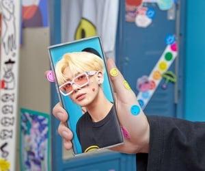 blue hour, k-pop, and kang taehyun image