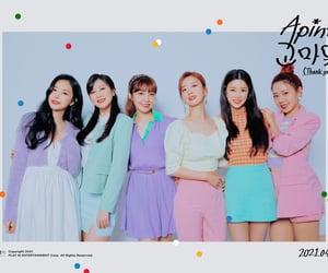 kpop, naeun, and girl group image