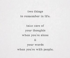 quotes, thoughts, and life image