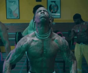 gif, gym, and muscular image