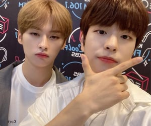 seungmin, skz, and lee know image