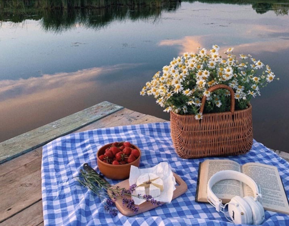 article, picnic, and instagram image