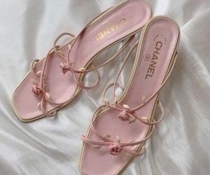 aesthetic, chanel, and heels image