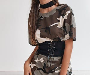 army, camo, and camouflage image
