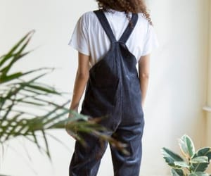 jumpsuit, overalls, and boiler suit image